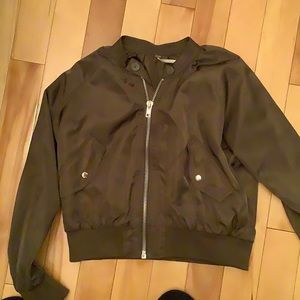 Free people olive green bomber